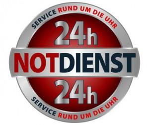24/7 Schlüsselnotdienst Logo